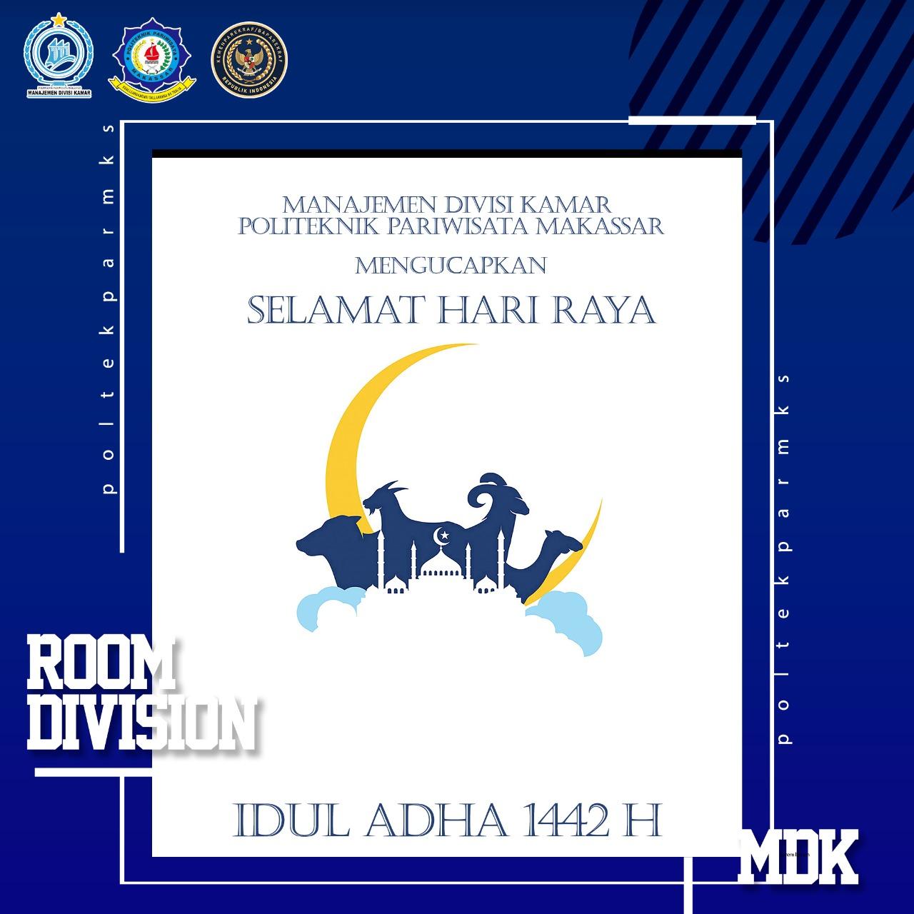 SELAMAT HARI RAYA IDUL ADHA 1442H